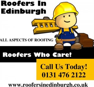 Roofing contractors in Edinburgh, Roofers In Edinburgh, Roof Repairs, FREE Roof Inspections