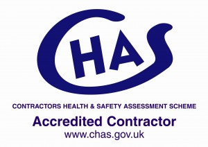 CHAS Approved Building Contractors - ROOFERS IN EDINBURGH