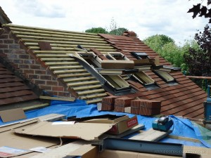 Roof Tile Repairs, Roof Tile Installation, Roofers In Edinburgh