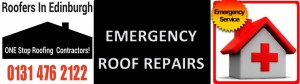 emergency roof repairs, roofers in edinburgh